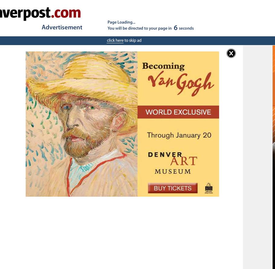 Denver Post at Wednesday Nov. 28, 2012, 10:07 p.m. UTC