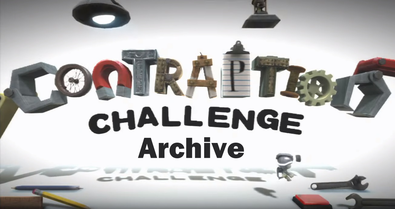 LBP Contraption Challenge Archive