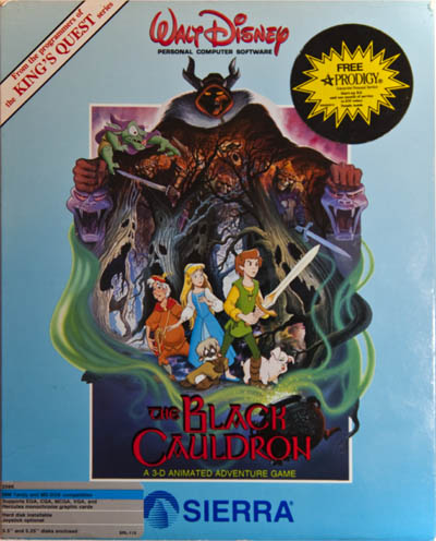 The Black Cauldron[ PC]