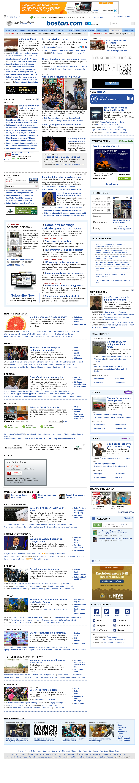 Boston.com at Monday March 25, 2013, 11:04 a.m. UTC