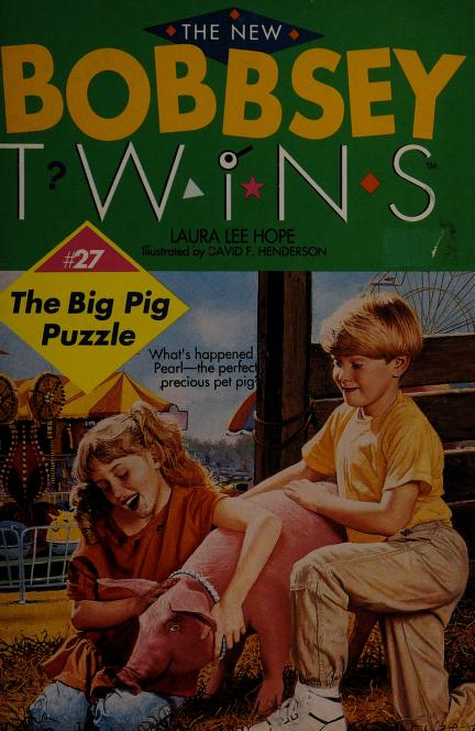 BIG PIG PUZZLE by Hope