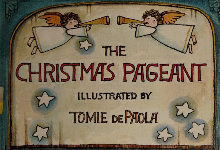 The Christmas pageant by Jean Little