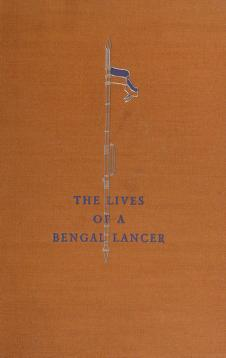 Cover of: The lives of a Bengal lancer | Francis Yeats-Brown