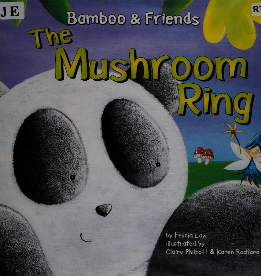 The mushroom ring by Felicia Law