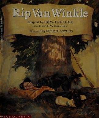 Cover of: Rip Van Winkle | Freya Littledale