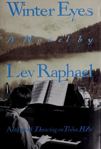 Cover of: Winter eyes   Lev Raphael, Lev Raphael